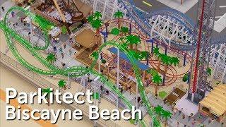 Download Parkitect Campaign (Part 14) - Biscayne Beach - Seaside Amusement Park Video