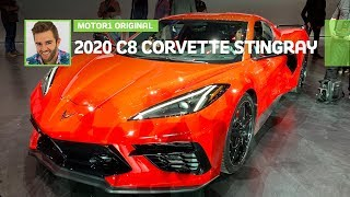 Download 2020 C8 Corvette Stingray: First Look Video