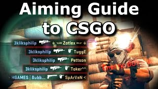 Download CS GO Basic Aim and Damage Guide Video