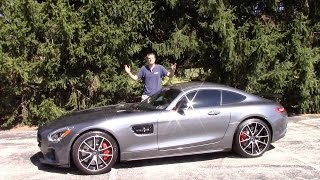 Download The Mercedes-AMG GT S Is Ridiculously Underrated Video