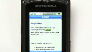 Download Getting started with Google on Motorola phones Video