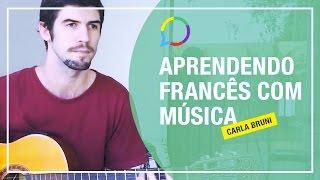 Download Aprendendo Francês Com Música | Quelqu´un m´a dit (Carla Bruni) Video