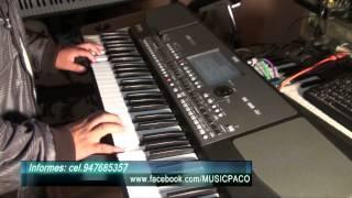 Download SONIDOS CUMBIA SUREÑA - KORG PA 600 Video