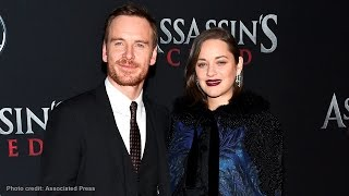 Download In the FOXlight: 'Assassin's Creed' Actor Michael Fassbender on the Film's Death-Defying Stunts Video