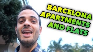 Download CHECKING BARCELONA FLAT AND APARTMENT - SPANISH LIFESTYLE DAILY VLOG #81 Video