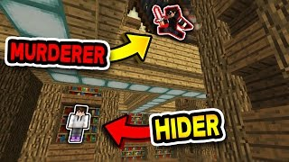 Download SECRET HIDING SPOT UNDER THE MAP! (Minecraft Murder Mystery) Video
