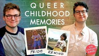 Download We Were Super Gay Kids «PRIDE REWIND TAG» Video