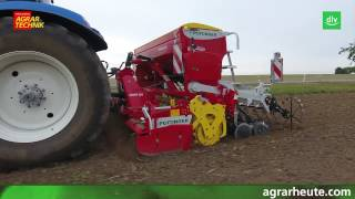Download Pöttinger Vitasem Sämaschine im AGRARTECHNIK-Maschinentest Video