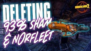 Download Deleting My 93% Sham - Norfleet & Grog Nozzle - Wheel of Misfortune | Borderlands 2 Video