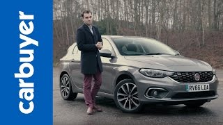 Download 2017 Fiat Tipo hatchback review - Carbuyer Video