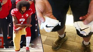Download Why People Are Boycotting Nike Following New Colin Kaepernick Ad Video