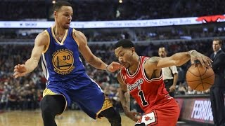 Download MVP D-ROSE VS MVP CURRY : WHO'S BETTER? Video