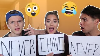 Download NEVER HAVE I EVER... Video