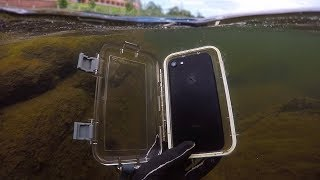Download Found Lost iPhone 7 in River While Scuba Diving! (w/ Girlfriend)   DALLMYD Video