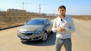 Download Opel Insignia(170 л.с.) Тест-драйв.Anton Avtoman. Video