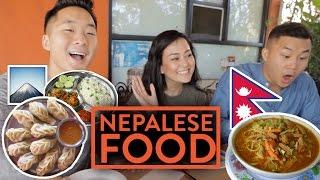 Download FUNG BROS FOOD: Nepalese Food - Himalayan Video
