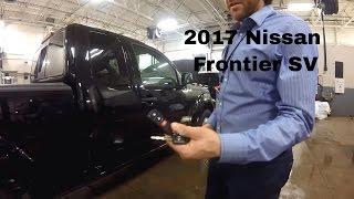 Download 2017 Nissan Frontier SV Premium Package King Cab 4x4 Mid Size In-Depth Walk Around Video