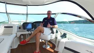 Download 2006 Sea Ray 52 Sundancer for Sale at the MarineMax Dallas Yacht Center Video