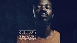 Download Black Coffee - Wish You Were Here feat. Msaki (Guy Mantzur Remix) [Ultra Music] Video