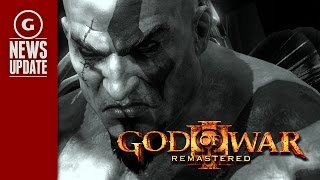 Download God of War 3 Remastered Coming to PS4 in 1080p - GS News Update Video