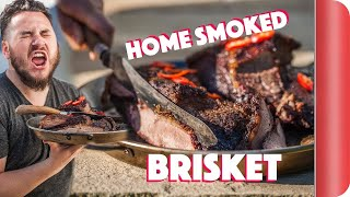 Download Trying to Smoke Brisket at Home - An Experiment Video