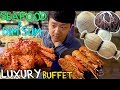 Download All You Can Eat SEAFOOD Buffet & LUXURY Dim Sum in Taipei Taiwan: Taiwan Food Tour Video