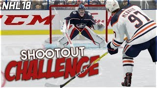 Download NHL 18 SHOOTOUT CHALLENGE #1 Video