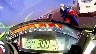 Download ♿ This is how 300 KM/H BIKE CRASH sounds like... Video