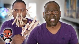 Download 100 layers of stupid sh*t Challenge!! | THIS HURTS LIKE HELL Video