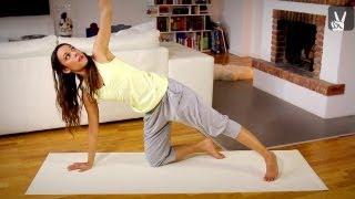 Download Yoga Anfänger: Fat Burning Flow - Weg mit dem Speck! Video