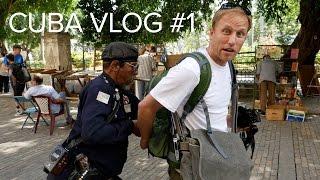 Download Cuba Photography Vlog #1 - In Trouble in Havana Video