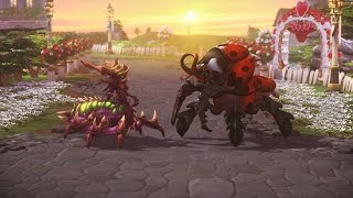 Download Heroes of the Storm - Love is in the Air Video