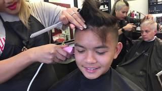 Download Disconnected Undercut Haircut Video
