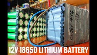 Download DIY 12v 18650 lithium battery Video