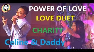 Download The Power Of Love - Celine Tam and Dr. Steve at Po Leung Kuk Charity Dinner Video
