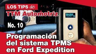 Download Programación del sistema TPMS en Ford Expedition. Video