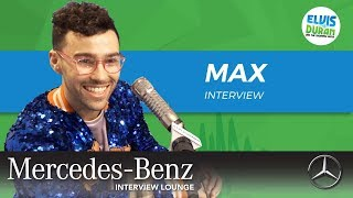 Download MAX on Being a New Yorker and Performing with the NYC Gay Men's Chorus | Elvis Duran Show Video