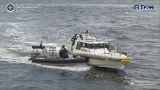 Download Visit to Japan Coast Guard (JCG) 10/27/2016 Video