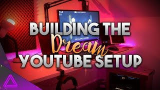 Download BUILDING THE DREAM $7000 YOUTUBE SETUP ~ 6000 Subscriber Special ~ Gaming & Editing 2017 Video