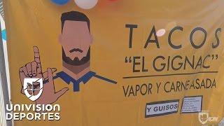 Download Conoce los tacos 'El Gignac' de Monterrey Video