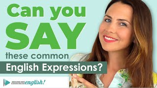 Download How To Say Common English Expressions! | Small Talk Video