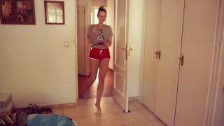 Download Girl Plays Hide and Seek With Dogs Video