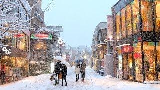 Download Tokyo Snow 2014 - 雪の東京 Video