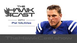 Download Pat McAfee: Punter, Comedian, Podcaster and Barstool Heartland COO - The HawkCast Video
