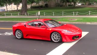 Download I Drove a Ferrari Race Car On the Street, and It Was Horrible Video