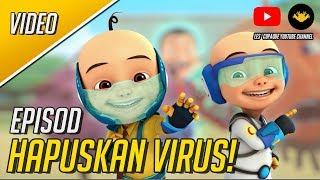 Download Upin & Ipin Musim 11 - Hapuskan Virus! (Full Episode) Video