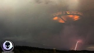 Download NEW Controversial Photo Of UFO Mothership In Storm Over Canada! 8/11/2015 Video
