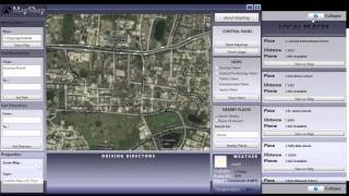 Download MapShap: Real-time Navigation Software Video