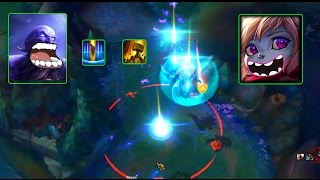 Download LoL Best Moments #114 Try not to laugh with Ryze vs Poppy combo (League of Legends ) Video