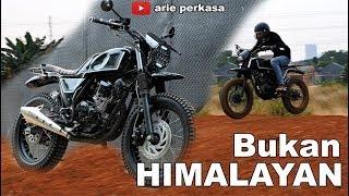 Download Modifikasi SIBERIAN - Light Adventure Custom Motorcycle Video